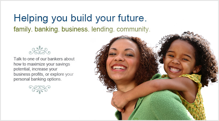 Helping you build your future